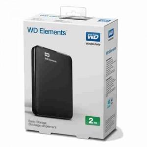 HDD WD-2TB ELEMENT